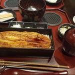 玉ゐ - 穴子飯