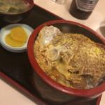 喜龍 - 料理写真:カツ丼 840円(170823)