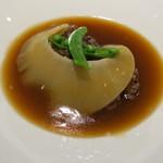 食文化サロン 白金劉安 - フカヒレの餡かけご飯2