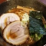 めん屋 大介 - 醤油ラーメン 780円