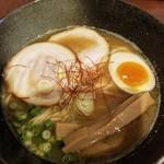 めん屋 大介 - 塩ラーメン 780円