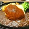 フォルクス - 料理写真:ダブルチーズハンバーグ