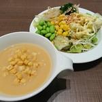 フォルクス - スープとサラダ