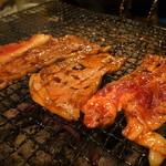 ことぶき焼肉 - ロース
