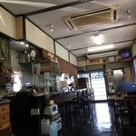 麺庄 - 店内