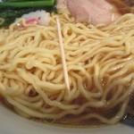 粋な一生 - 細麺の太さ