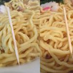 粋な一生 - 太麺と細麺、差