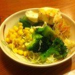 よしかつ 東村山店 - サラダ