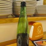 ピッツェリア イル トレコルデ - 唐辛子オイル(割と辛い)