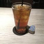 UMAMI BURGER - フレンチアールグレイ アイスティー ¥500
