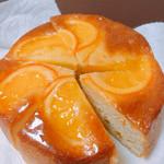 キル フェ ボン - オレンジのパウンドケーキ