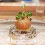 SUGALABO - 毛蟹とフルーツトマト