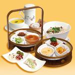 菜香新館 - 平日限定ランチ【秋の清芳午餐】