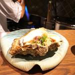 ぽんしゅや三徳六味 - ☆岩牡蠣 980円