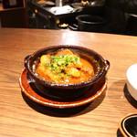 ぽんしゅや三徳六味 - ☆牛煮込み 580円