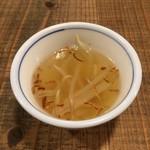 wine no Ruisuke - スープ