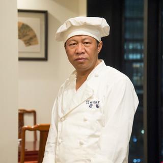 趙楊氏(チョウヨウ)―四川料理の本質を伝える天才料理人
