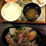 洋食の家 キャベツ - 晩御飯 '09.12.27