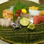 菜々海 - お造り盛8種
