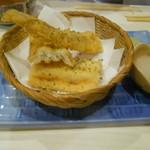 菜々海 - 鱧天ぷら