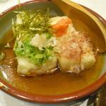 菜々海 - 揚げだし豆腐