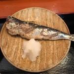 Mimatsu - イワシ塩焼。 美味し。