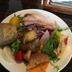 AWkitchen TOKYO - ヘルシーー!野菜ビュッフェ