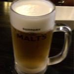 炉端dining ろい - 水曜日は生ビール 100円