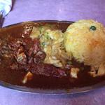 ナイルレストラン - ムルギランチ大盛1600円