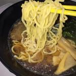 食彩工房 - 料理写真:麺リフト