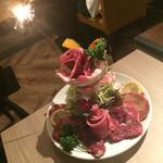 和牛・焼肉・食べ放題 牛憩 肉屋の台所 -