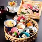 【近大寿司花籠ご膳】《おすすめ》