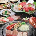 『串本~kushimoto~』(料理のみ)