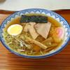 そば処 紀文 - 料理写真:千秋麺(半)