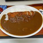 そば処 紀文 - カツカレー