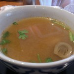 71977003 - ・甘味の強いスープ