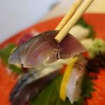 旬彩居酒屋 古市 つぼ銀 - 鯖