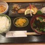 縁むすび処 時々 - 料理写真:焼魚定食