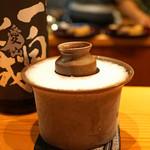 日本料理 たかむら - 一白水成 純米吟醸 愛山
