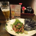 ひしゅうや - ひでじ(生)ビールと!