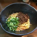 汁なし担々麺 階杉 - 汁なし担担麺 2辛〜(*^▽^*)❤️