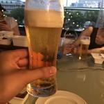 ノクターン - まずはビールでね♪