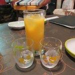 キッチン ぐり - オレンジジュース(Aセット)207.08.21