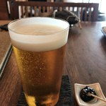 蕎麦 たじま - モルツ生ビール