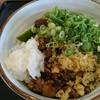 うどん工房 淡家 - 料理写真:淡路牛肉ぶっかけ(並)冷