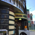 ブラジルコーヒー - 入口