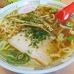 龍上海 - 醤油ラーメン