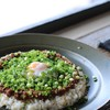 オクシモロン - 料理写真:和風キーマ
