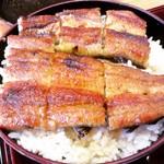 北御門 - 特上鰻丼:3,080円