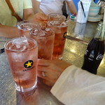 地魚屋台 浜ちゃん  - 男梅サワーとコーラでかんぱい